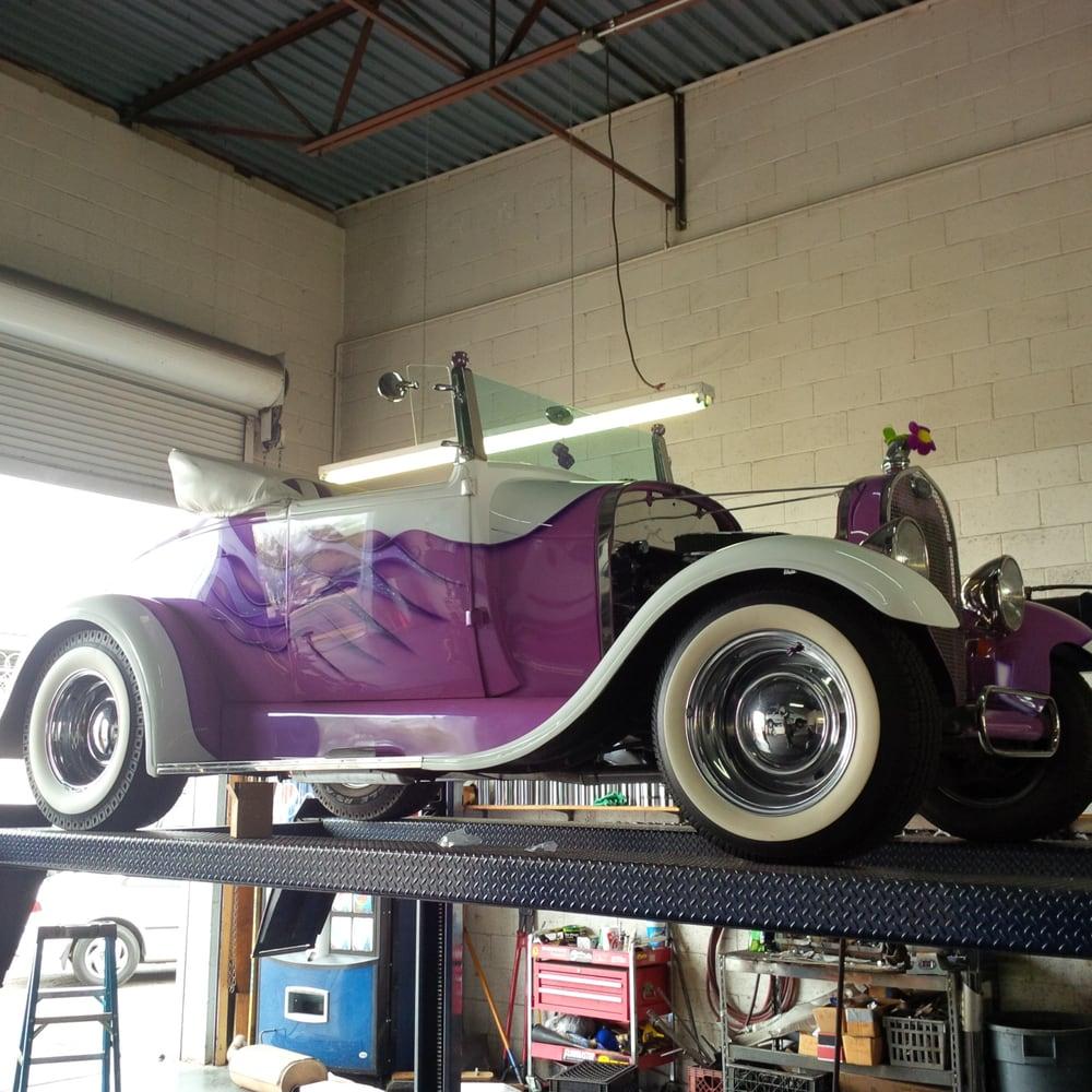 Broadway Motors Carfellas Home: Exhaust Works On Broadway