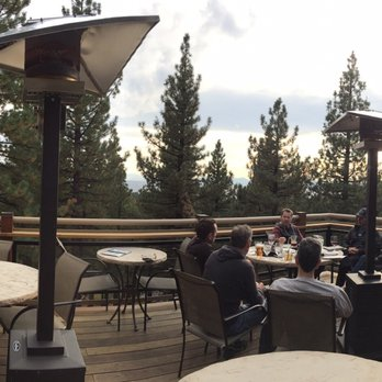 Photo Of Water Grille Incline Village Nv United States Outdoor Deck