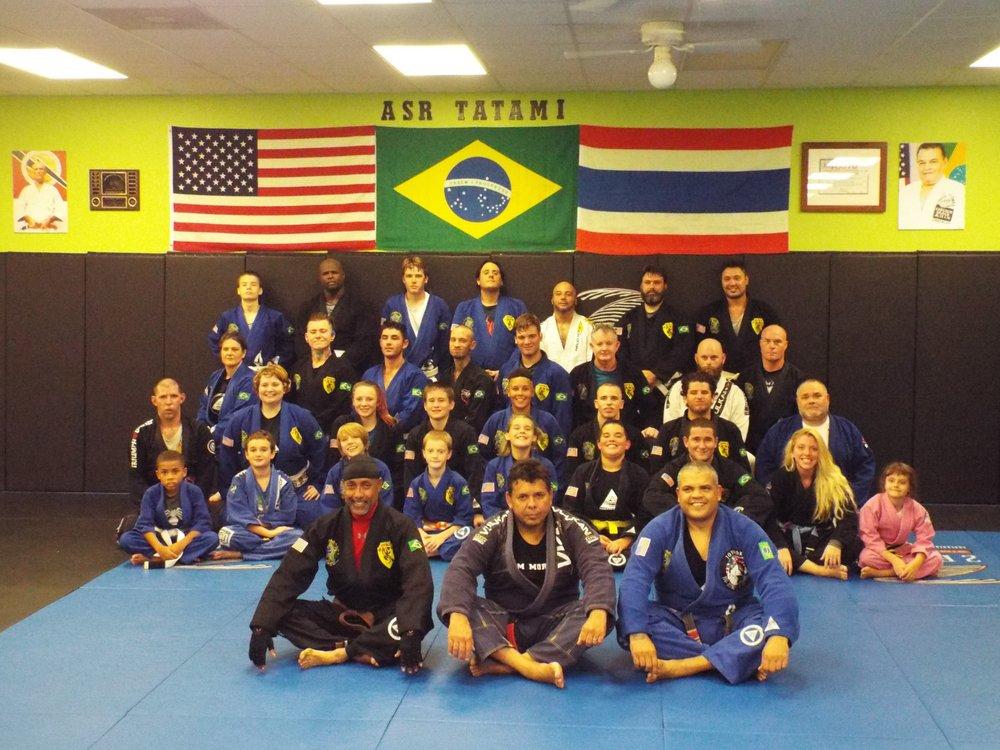 Alex Silva Ruas Brazilian Jiu-Jitsu: 4851 W Spencer Field Rd, Pace, FL