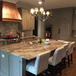 Photo Of Queen City Kitchens   Charlotte, NC, United States. Stunning  Countertop And