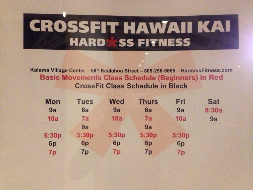 CrossFit Hawaii Kai