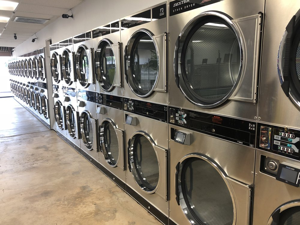 Epic Laundromat: 5115 Federal Blvd, Denver, CO