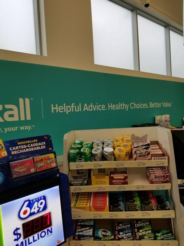 Lakeshore Rexall Drug Store