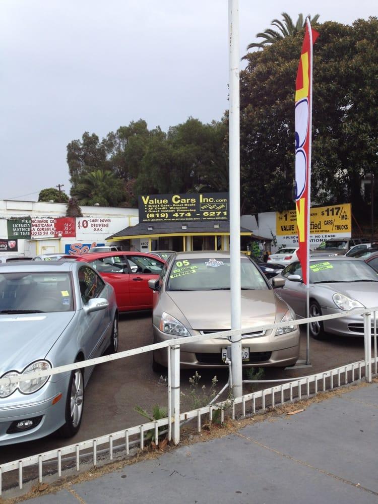 Value Cars Inc National City Reviews