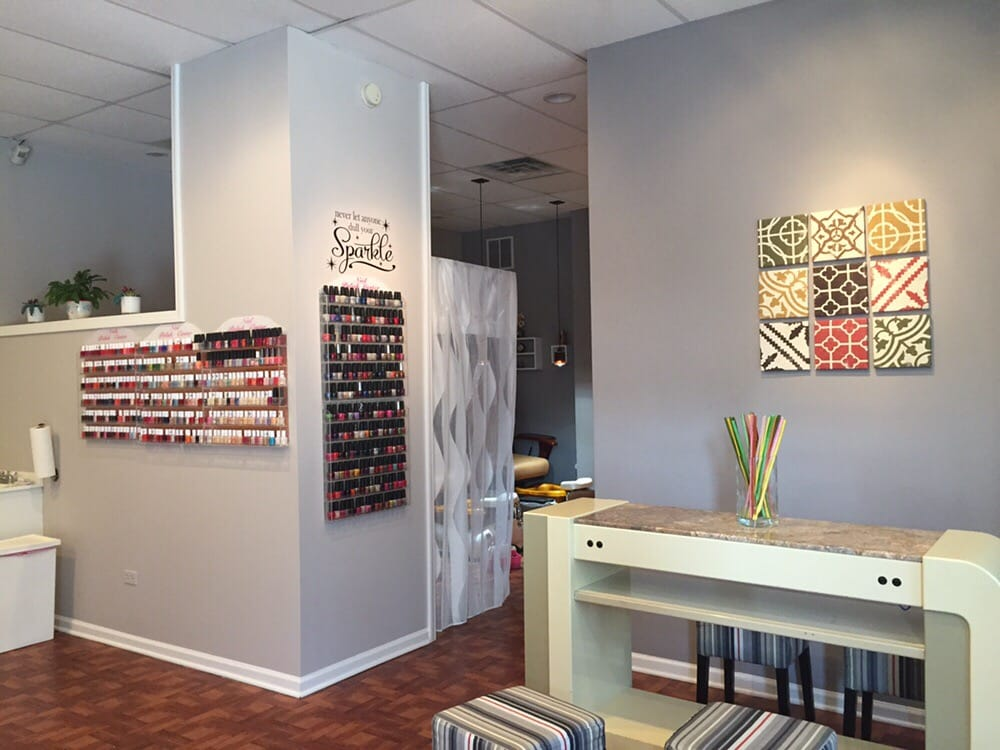Polish center and pedicure area yelp for A perfect 10 salon