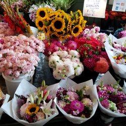 Photo Of Pike Place Flowers Seattle Wa United States