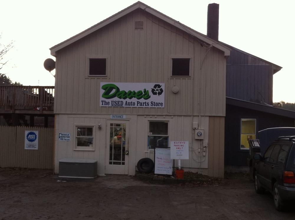Dave's Automotive Enterprises: 42 Roxbury Rd, Marlborough, NH