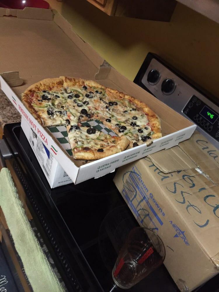 Rick & Diane's Pizzeria: 62 Main St, Antrim, NH
