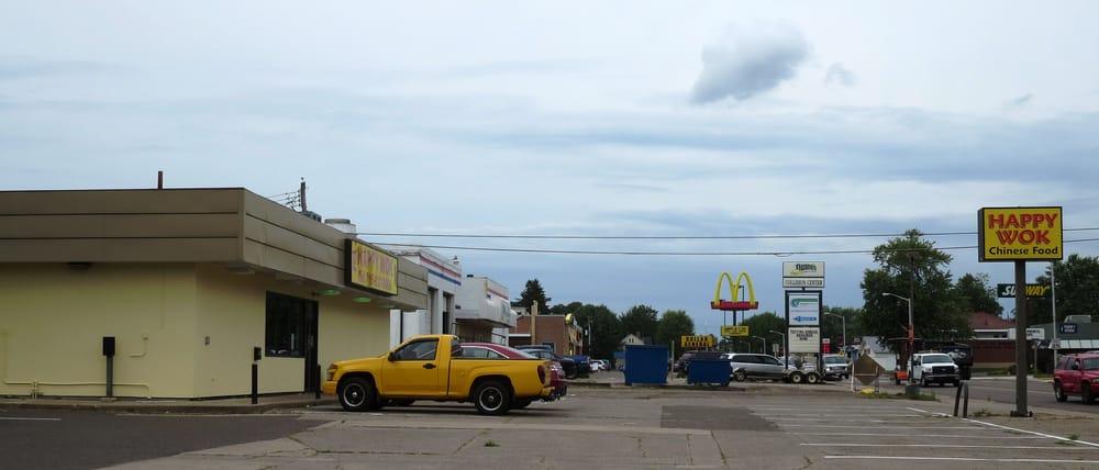 Happy Wok: 456 E Division Ave, Barron, WI
