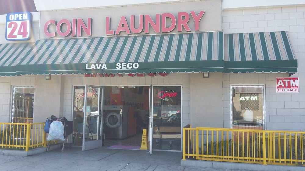 Avalon Laundry Lava Seco: 4061 Avalon Blvd, Los Angeles, CA