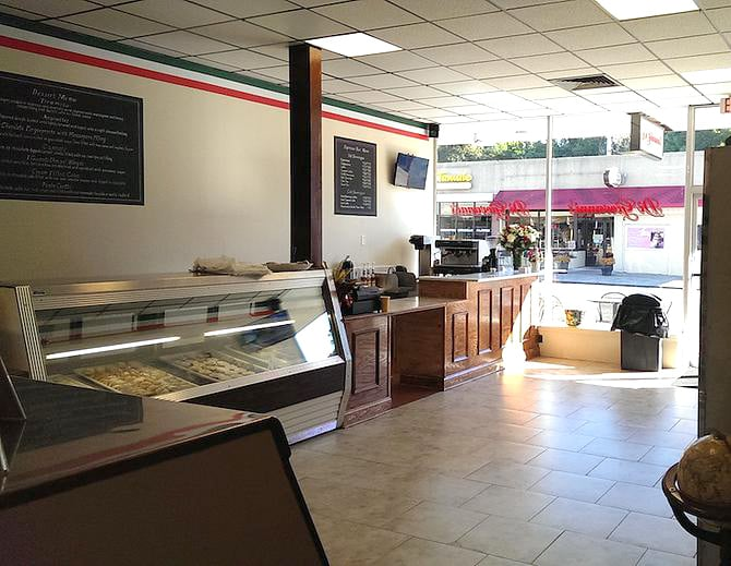 DiGiovanni's Cafe & Catering: 344 Main St, Ansonia, CT