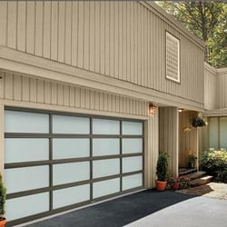 oakley glass door  photo of your garage door guys oakley, ca, united states. amarr glass
