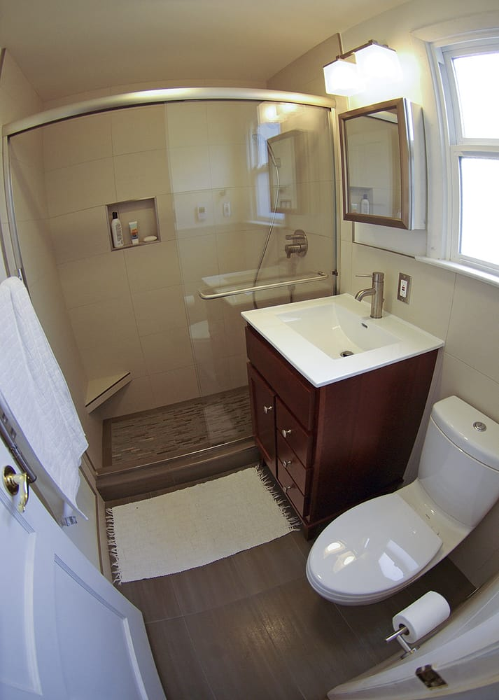 Bathroom Remodel With Nuheat Radiant Heat Floors In