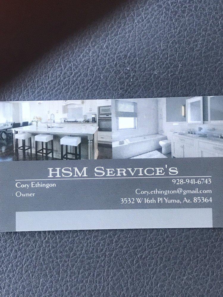 Hsm Services Garage Door Repair Handyman Yuma Az