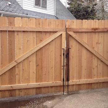 Link N Wood Fence 12 Photos 16 Reviews Fences Gates 270 S