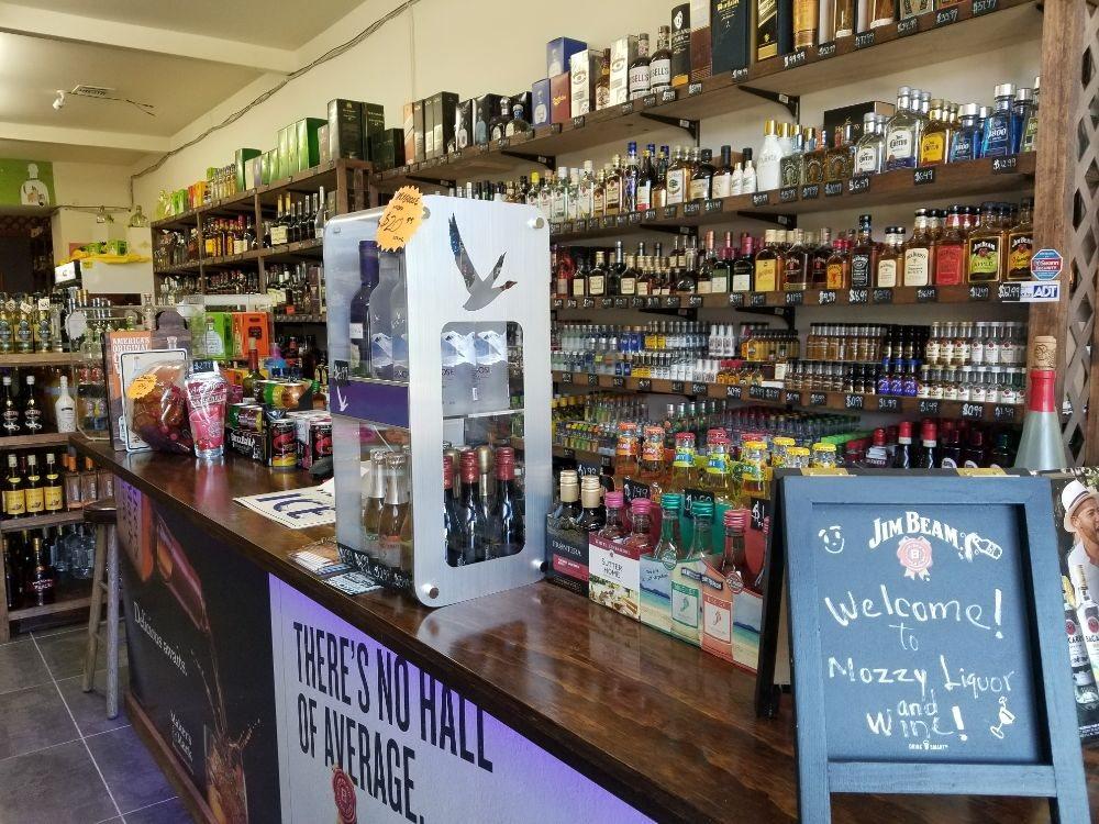 Mozzy Liquors: 50 W Suffolk Ave, Central Islip, NY