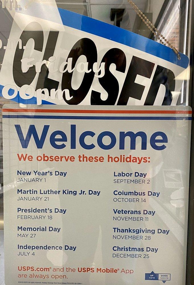US Post Office: 76 N Lake Cushman Rd, Hoodsport, WA
