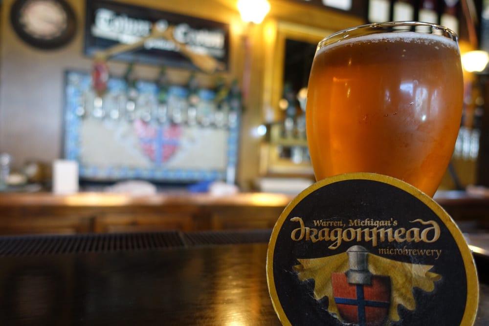 Dragonmead Brewery: 14600 E 11 Mile Rd, Warren, MI