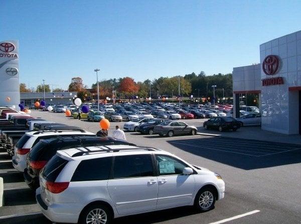 Toyota Of Easley   Car Dealers   5643 Calhoun Memorial Hwy, Easley, SC    Phone Number   Yelp