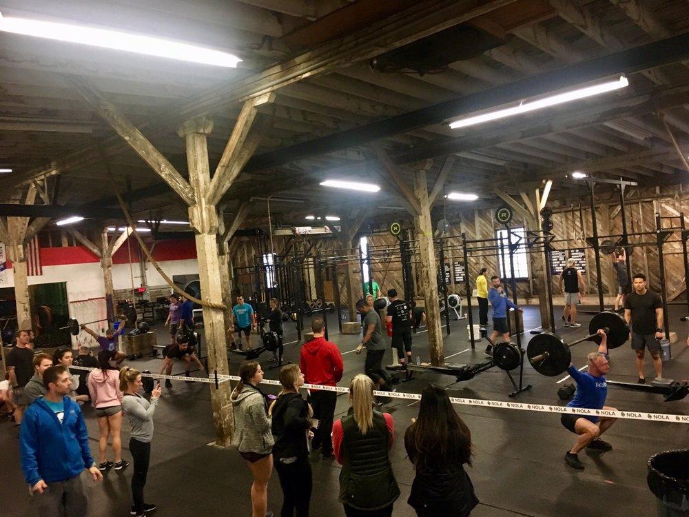 CrossFit NOLA 504: 540 N Cortez St, New Orleans, LA