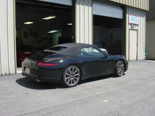 Tri Valley Auto Interiors 3723 Old Santa Rita Rd Pleasanton Ca