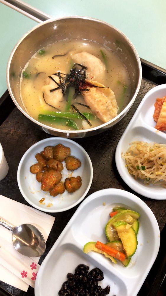 Koreatown Plaza Food Corner
