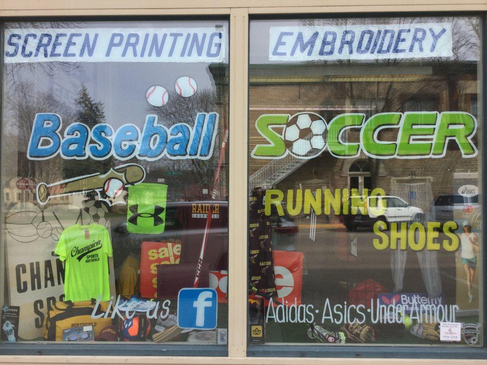 Champion Sports: 407 Division St S, Northfield, MN
