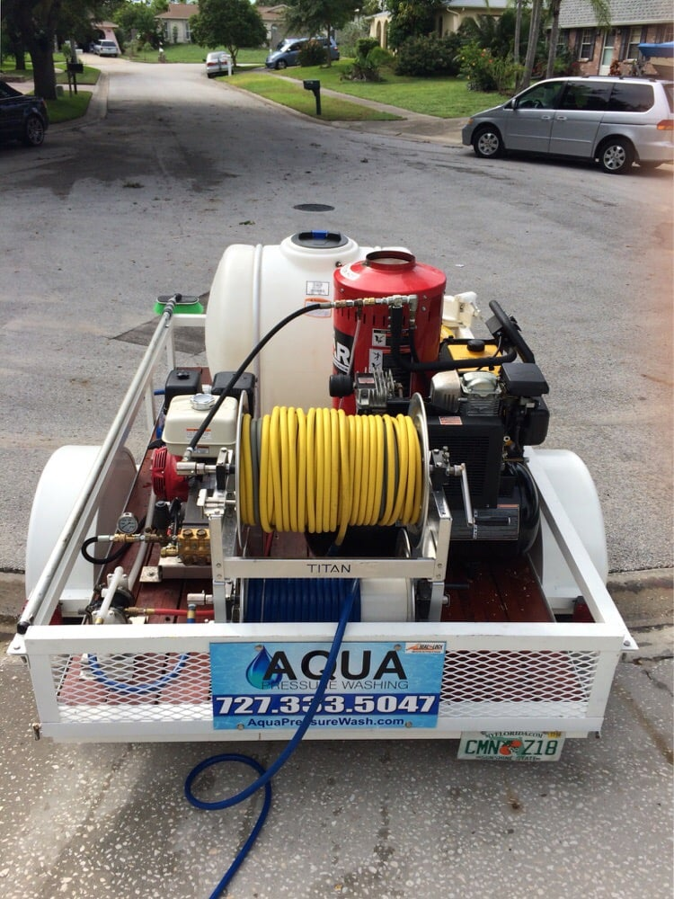Aqua Pressure Washing Yelp