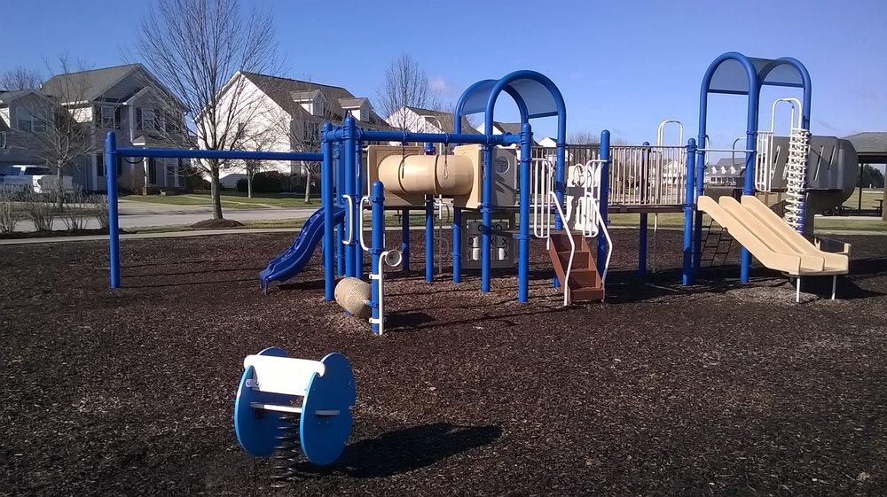 Reunion Park: 13841 Heartland Blvd, Camby, IN