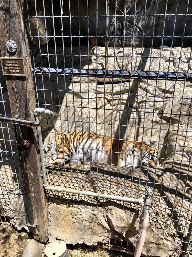 The Folsom City Zoo Sanctuary
