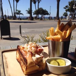 Photo Of Water Grill Santa Monica Ca United States