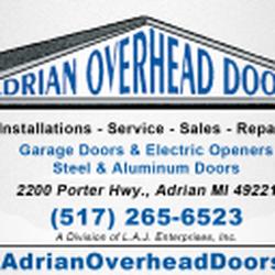 Photo of Adrian Overhead Doors - Adrian MI United States. Adrian Overhead Doors