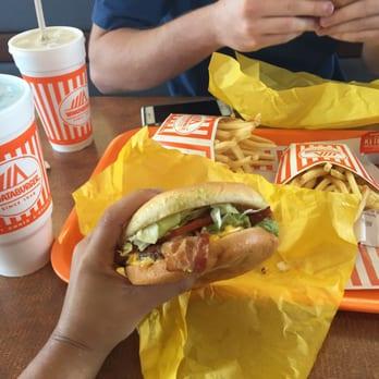 Whataburger Photos Reviews Fast Food Northpark - Whataburger us map