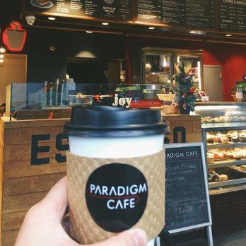Paradigm Cafe New York