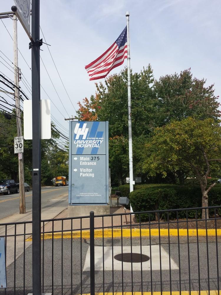 Staten Island Hospital Seguine Ave
