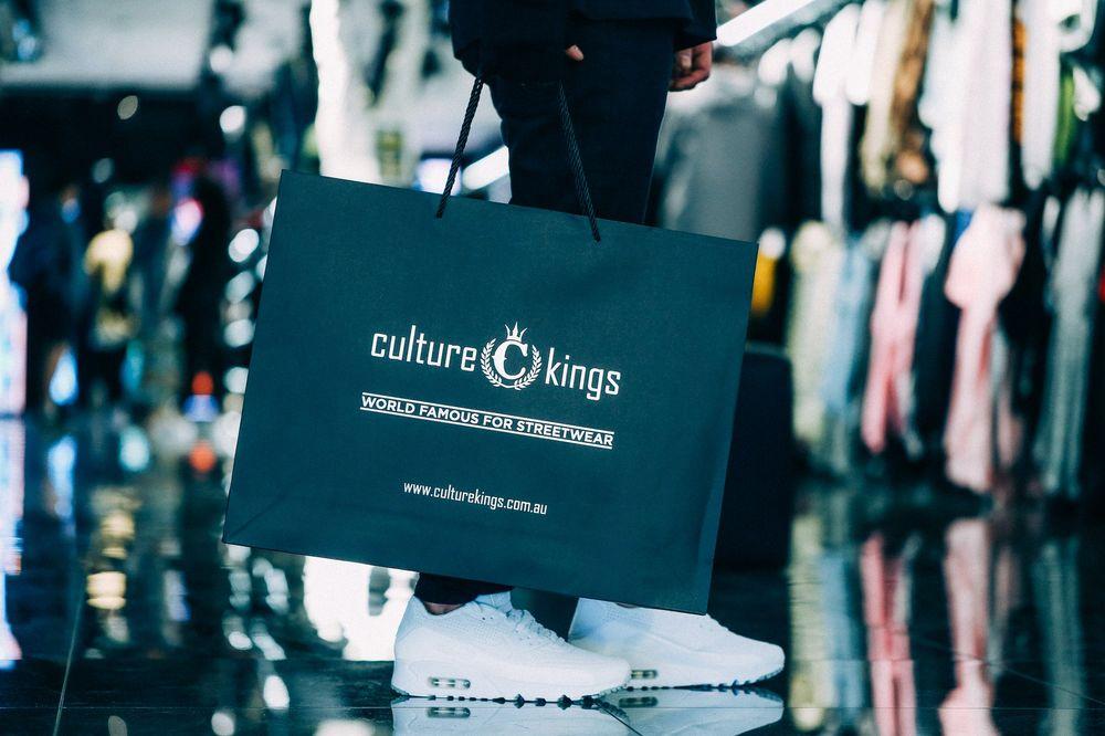 Culture Kings Melbourne Accessories 1 Queen St Melbourne
