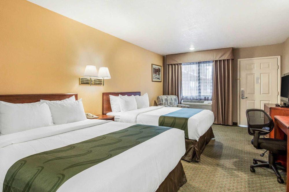 Quality Inn Cedar City - University Area: 250 N 1100 West, Cedar City, UT