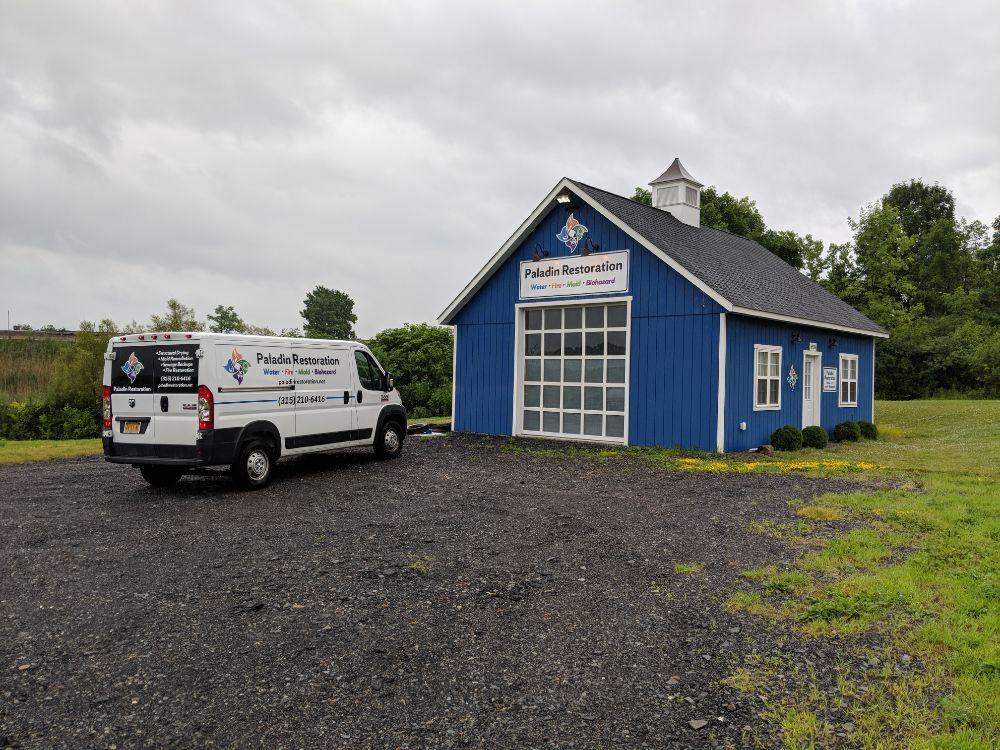 Paladin Restoration: 6936 Van Buren Rd, Syracuse, NY