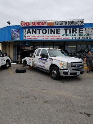 Tire Places Open On Sunday >> Antoine Tire Shop 5006 Antoine Dr Houston Tx Tire Dealers Mapquest