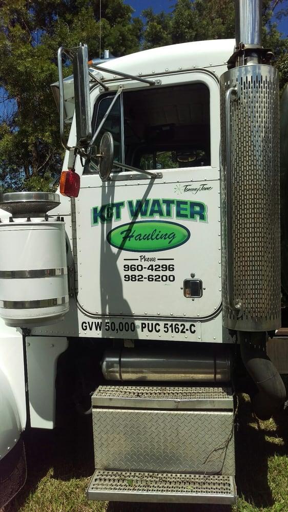 K & T Water Hauling: 15-2004 31st Ave, Hawaiian Paradise Park, HI