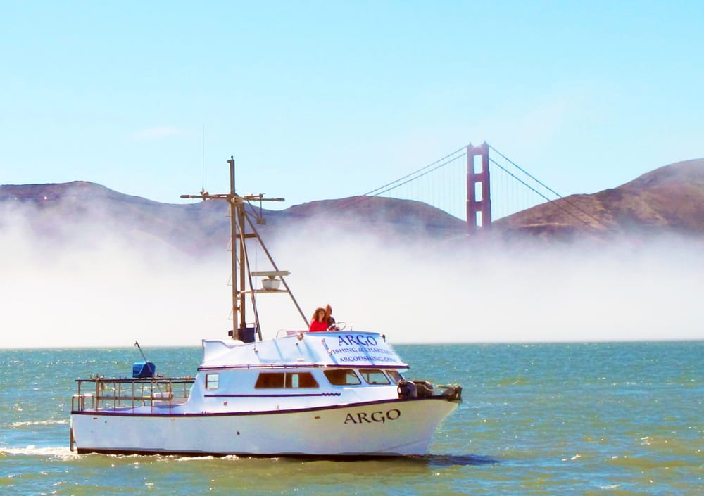 Argo sport fishing charter boat 43 photos 30 reviews for Charter fishing san francisco