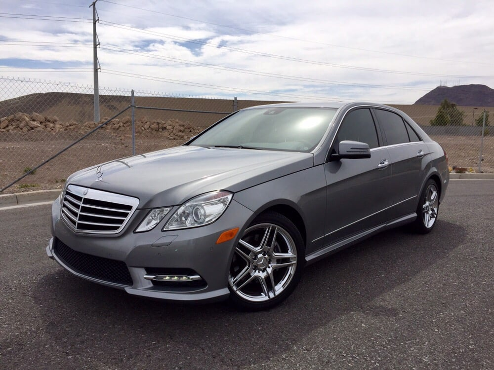 2013 cpo mercedes benz e350 sport in palladium silver yelp for Mercedes benz henderson