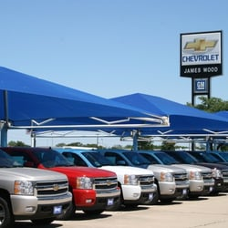 James Wood Chevrolet Cadillac - Car Dealers - Denton, TX ...