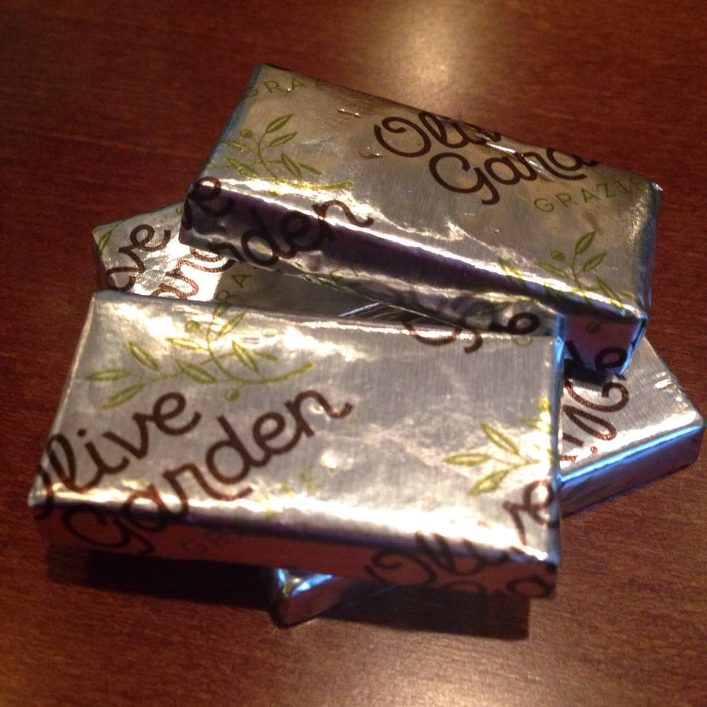 Love The Chocolate Mint Andes Yelp