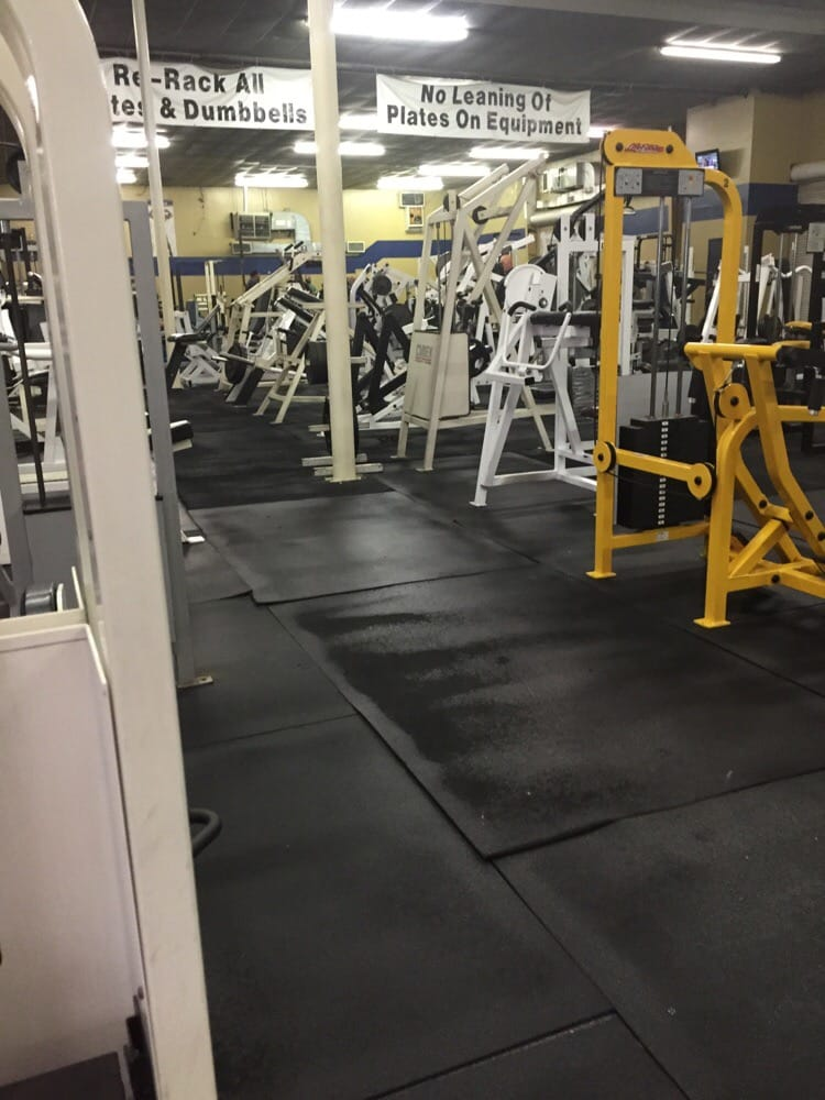 Weight room gyms w hefner rd oklahoma city ok