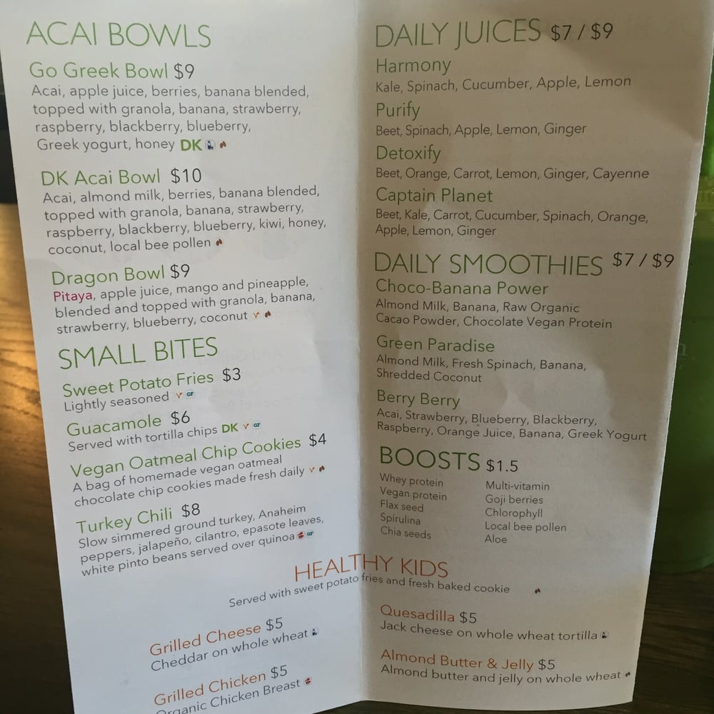 Menu yelp for T s dining and lounge virden menu