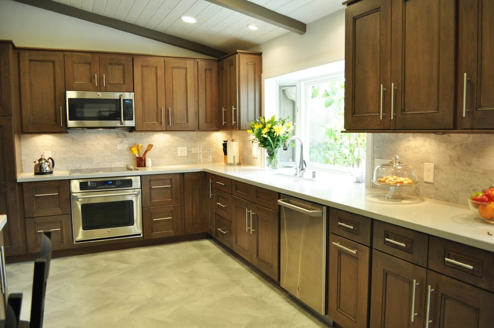 Quartz Countertops From Stone Dock And Carrera Marble