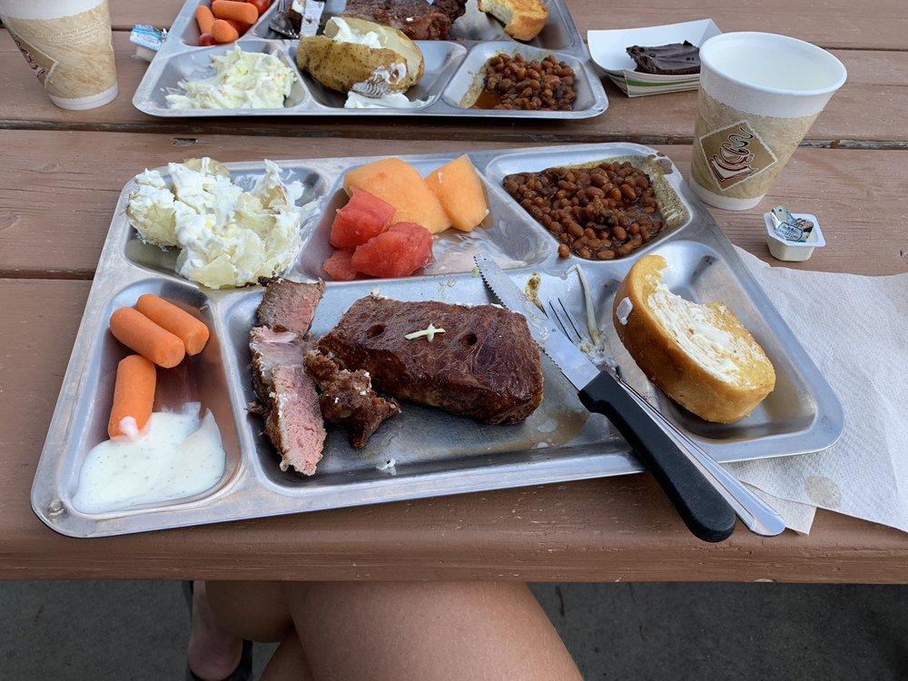 Pitchfork Steak Fondue: 202 Pacific Ave, Medora, ND