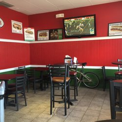 Photo Of Primo Hoagies Havertown Pa United States Nice Seating Area If