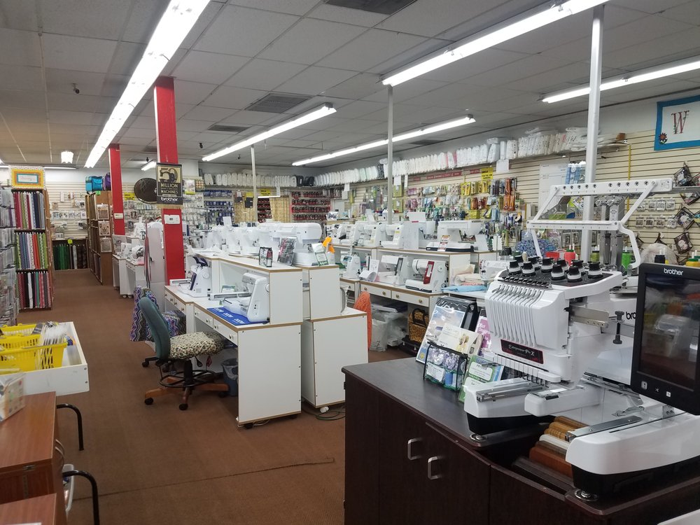 Mulqueen Sewing & Fabric Centers